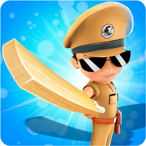 little-singham-cricket