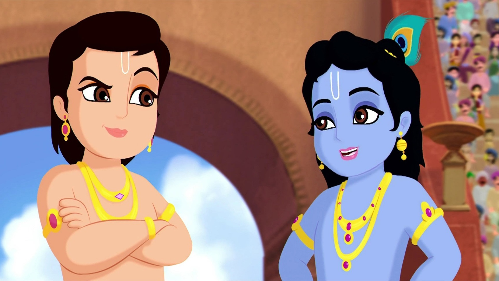 Reliance Animation — Krishna & Kans Preview Image 6
