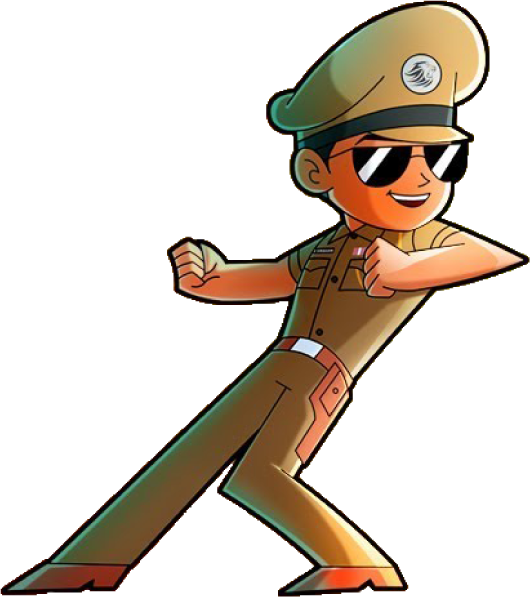 Reliance Animation - Little Singham Character 1