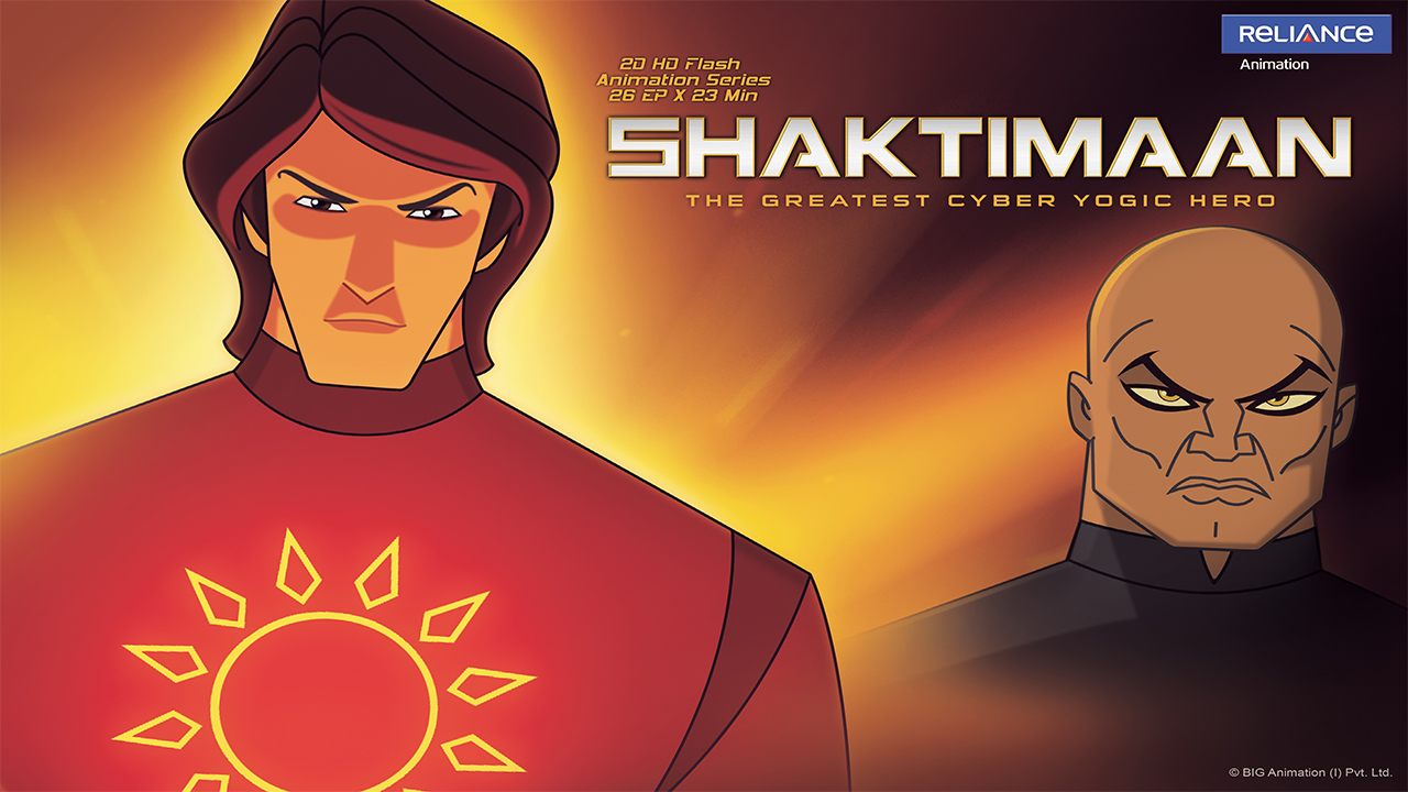 Reliance Animation — Shaktimaan Animated Snapshot
